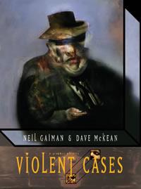 Casos Violentos de Gaiman e McKean