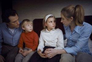 A família medrosa de Ana