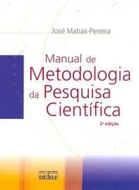 Manual de metodologia da pesquisa científica