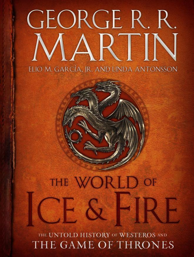 Ampliando o mundo de gelo e fogo
