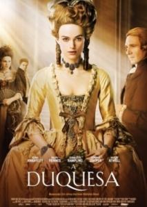 Keira Knightly é a bela e triste Georgiana Spencer