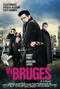 Assassinos cínicos e sombrios em Bruges