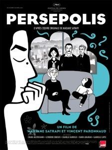 Persepolis: auto-biografia de Marjane Satrapi