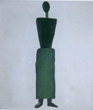 Malievitch: Figura Feminina