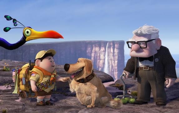 Sniper, o moleque, o cachorro e o velho Carl