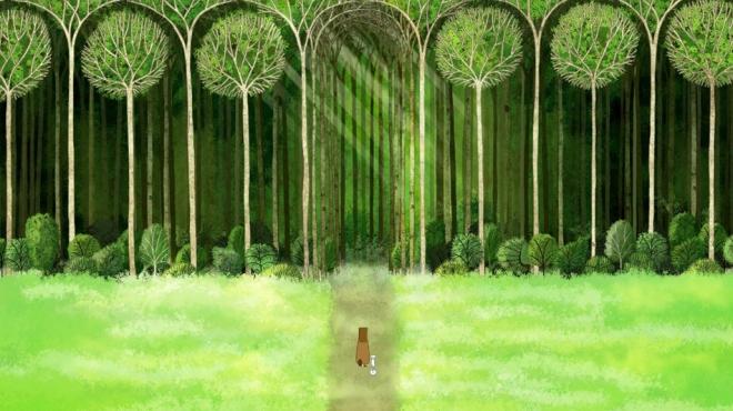 A floresta de Aisling