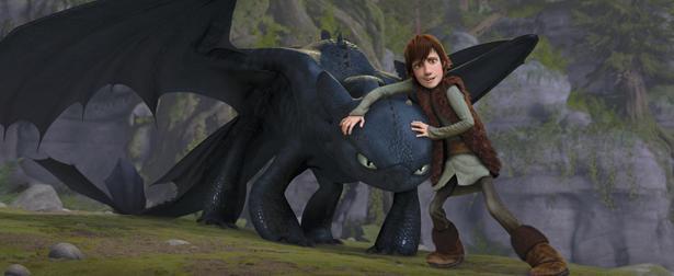 meu melhor amigo é um dragão