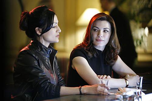 Kalinda e Alicia