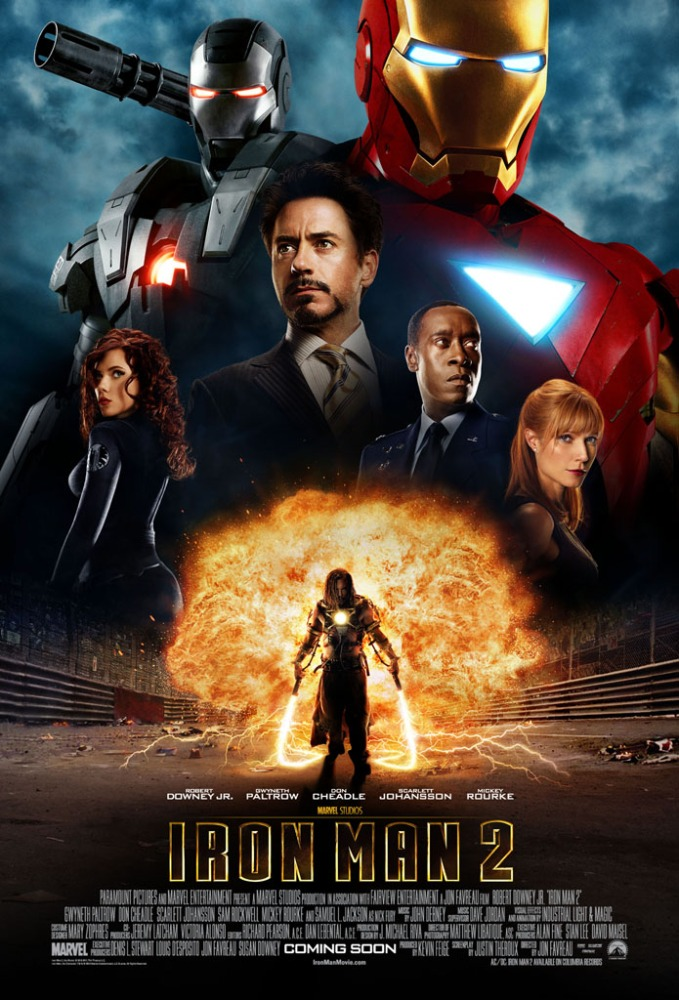 Tony Stark tira onda que é cientista espacial... (1/6)