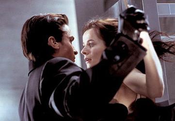 Christian Bale e Emily Watson