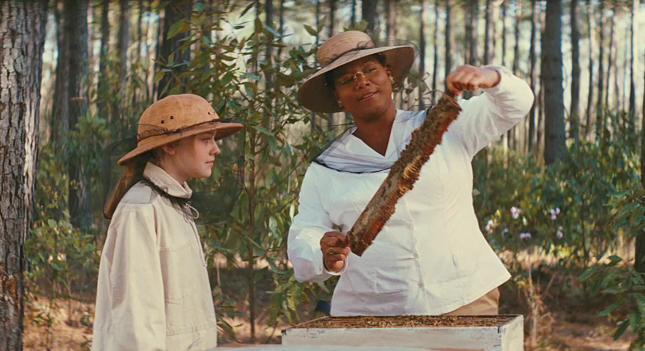 Dakota Fanning, Queen Latifah e as abelhas