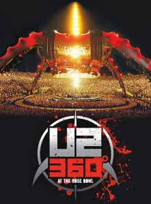 U2 360º At the Rosebowl DVD