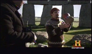History Channel - Mystery Quest - Stonehenge