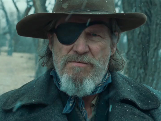 Jeff Bridges, em True Grit