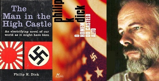 capas e o autor (à direita)