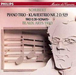 schubert trio beauxarts