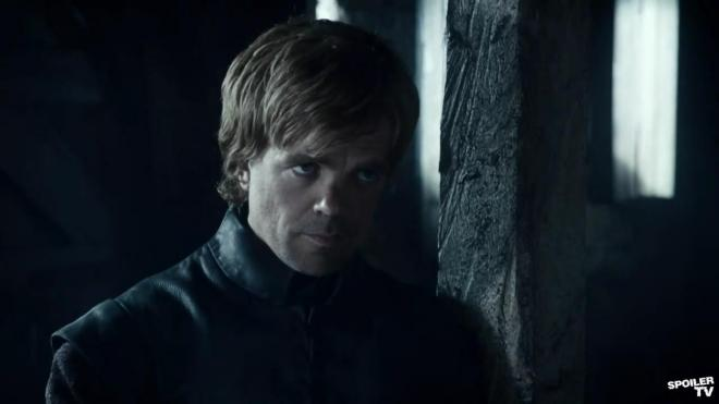 Tyrion Lannister. HBO Game of Thrones (spoilertv.co.uk)