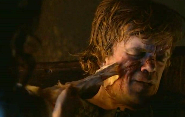 HBO Game of Thrones. Peter Dinklage (Tyrion Lannister).