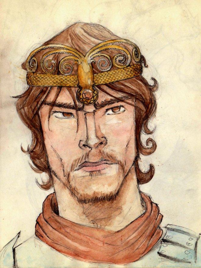 Theon Greyjoy by mrhankey0 (Deviantart.com)