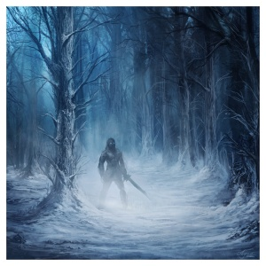Other or White Walker. Art by Rene Aigner©