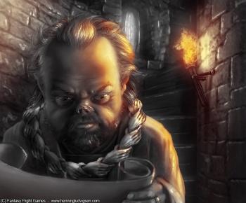 Tyrion Lannister © Fantasy Flight Games