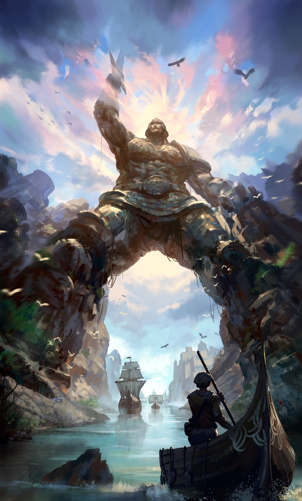 Titan of Braavos (www.fanpop.com)