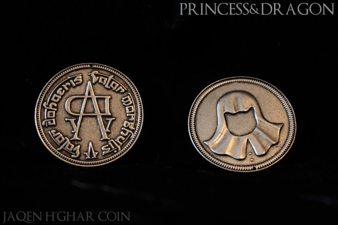 Jaqen H'Ghar COIN - Game of Thrones by BelleDameSansMerci (Deviantart.com)
