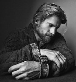 Jamie Lannister (Nikolaj Walter Costau).  HBO  Game of Thrones Season 3.