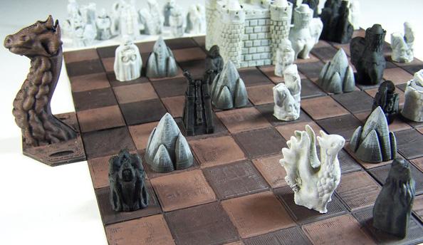Cyvasse game