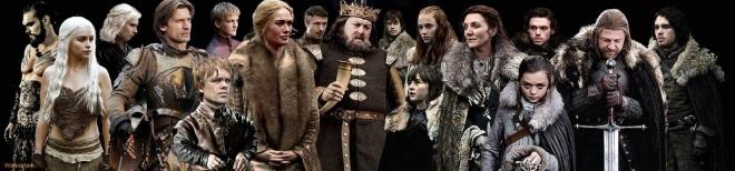 Elenco da série Game of Thrones