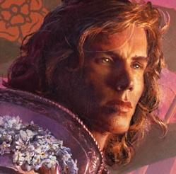 Ser Loras Tyrell - by Michael Komarck ©