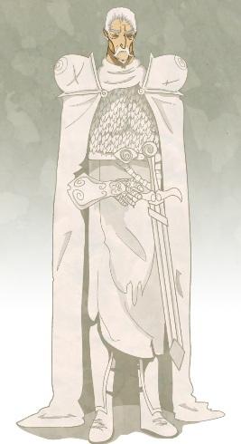 Ser Barristan - by Sir-Heartsalot ©