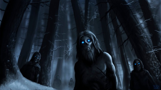 White Walkers (by Casey Weeks)