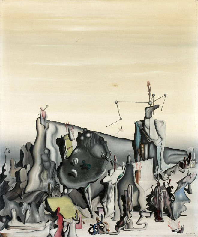 Yves Tanguy: Untitled, 1933