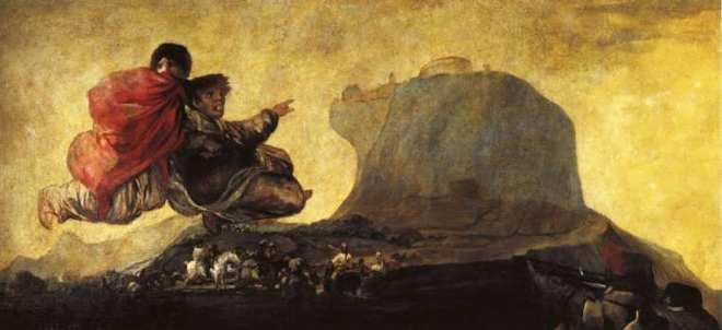 Goya-Asmodea