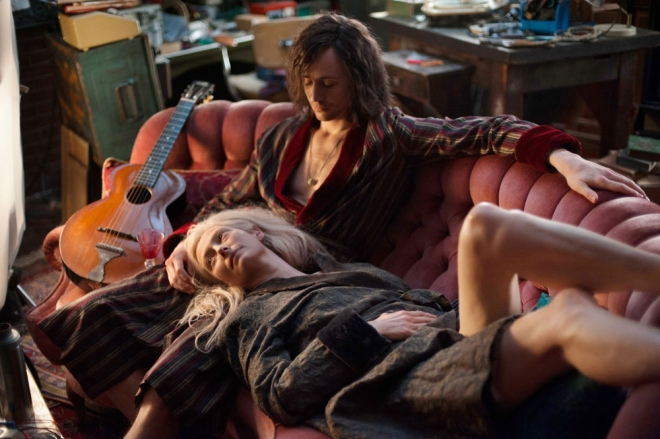 Tom Hiddleston, Tilda Swinton Jim Jarmusch: Only Lovers Left Alive