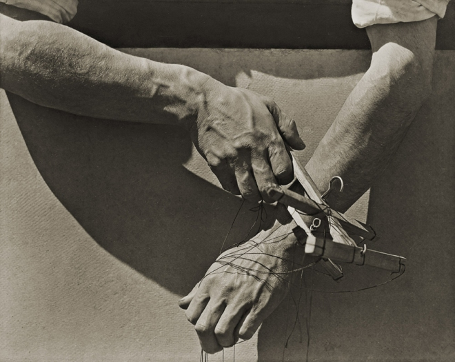 Tina Modotti. Hands of the Puppeteer, Mexico City, 1929. © The Estate of Tina Modotti 2012