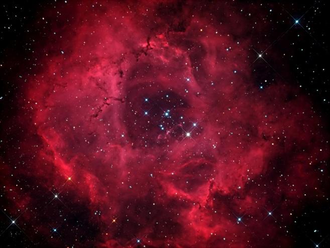A Nebulosa da Roseta