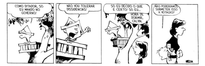 Bill Watterson: Calvin e Haroldo