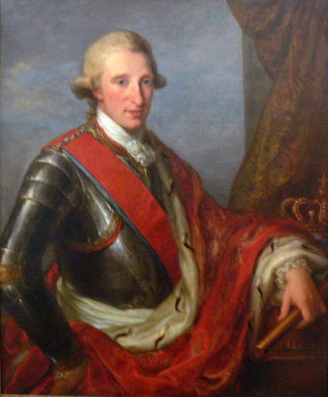 Retrato de Fernando IV
